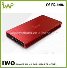 12000mAh External Battery Charger High Capacity Power Bank for Tablets, Netbooks, Notebooks, Laptops, Smart Phones - Compatible