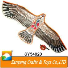Summer child power flying stunt kites the eagle kite