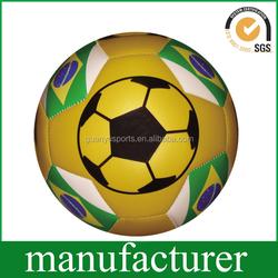 Popular Soccer Ball Machine Stitched Football Balls Size 5/4/3 OEM