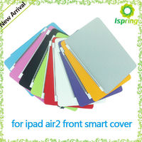 Factory supply , custom smart cover case for apple ipad air