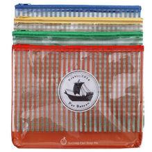 2015 cheap pvc zip lock bag/ girl trolley school bag/ children's garment packaging