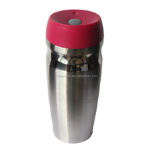 Promotional stainless steel thermo mug for travel