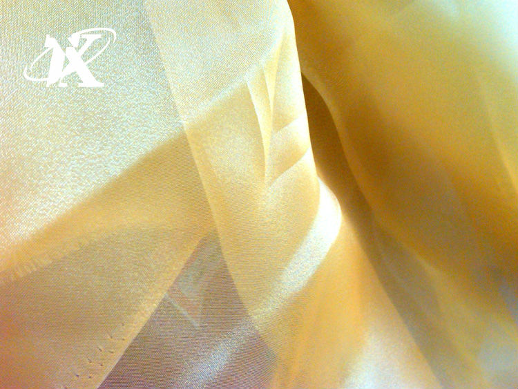 organza roll/organza curtain fabric/fabric tulle wholesale