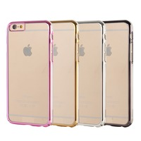 LARMDA Colorful Hard PC UV coating make leather phone Cases, cell phone shells For iPhone 6 4.7