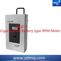MQZ-2 Cigar lighter Automobile Garage equipment RPM Meter