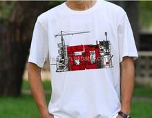 Popular Custom Print T-shirt
