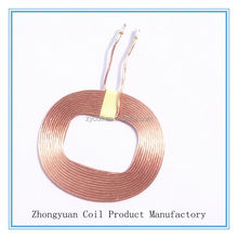 Dongguan fashional cooper wire coil for wireless charger
