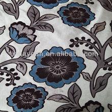 stampato fiore modello divano in tessuto tappezzeria per tappezzeria