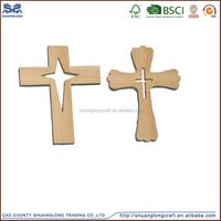 pine wood wholesale cheap unfinished craft small wooden crosses