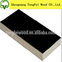 18mm black laminated plywood/waterproof plywood/construction material