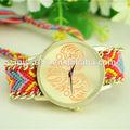 5 Colors amistad pulsera relojes de señora