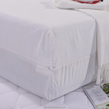 Anti-Bedbug Waterproof Box Spring/Mattress Encasement, 14-Inch, Full