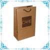 natural kraft paper bag, brown paper kraft bag
