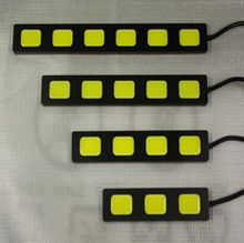 new style high bright cob led daytime running light