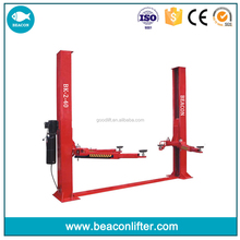 two post vehicle lift for sale hydaulic mechanical small car lifting machine used for repairing car
