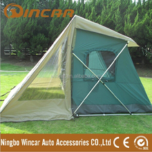 150D oxford fabric easy set up camping tent Camping car roof top tent