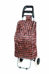 HQ-N053 folding 2 wheel shopping trolley