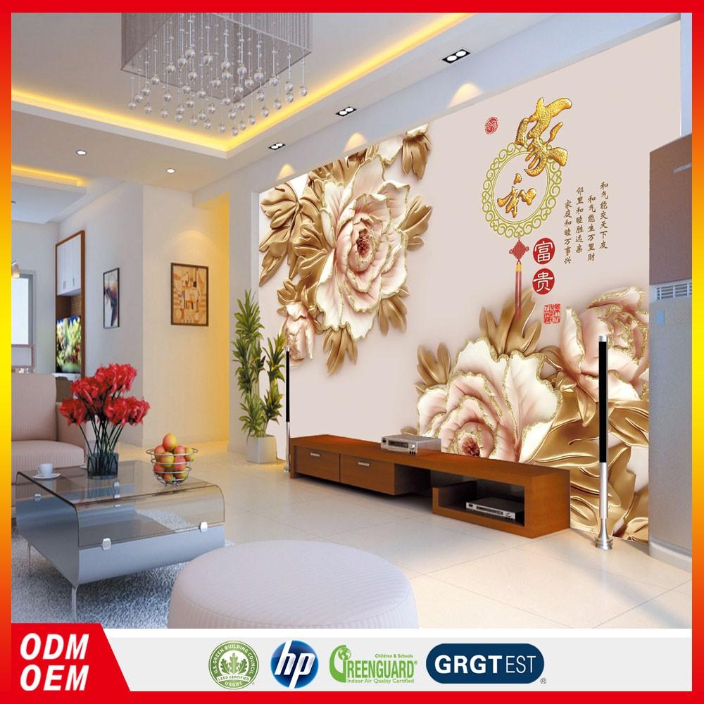 3d personnalis peintures murales papier peint texture for Papel de pared precio