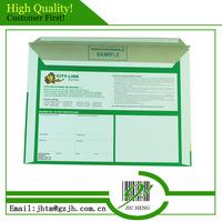 New! High quality Wholesale customized logo Size White Kraft Recycled Cardboard Envelopes