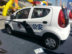 electric sedan car with high speed and long running distance