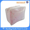 Soft pvc packing bags quilt cover packaging bags