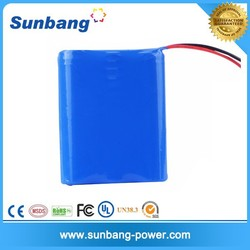24v 9000mah battery used electronic car