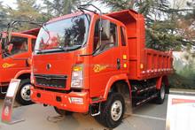 Cheap light truck dump truck/ load weight 6 tons