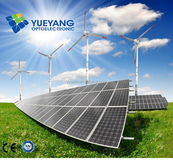 140W poly solar panel, TUV certificated, solar air conditioning
