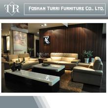 High quality royal cream sofa set Italy designs