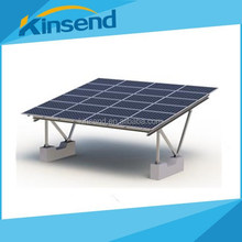 aluminum solar bracket for carport