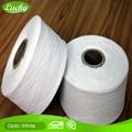 Hilados de algodón reciclado para tejer y entretejer