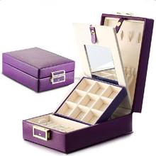 Unique design pandora jewelry box custom jewelry gift box