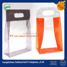 Best sell pvc gift bag various color