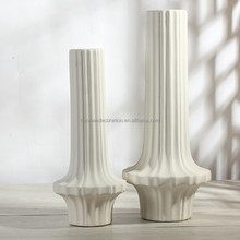 2015 wholesale large porcelain vase for wedding/home decor