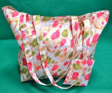 Foldable Beach Handbags Shoulder Tote bag 600D