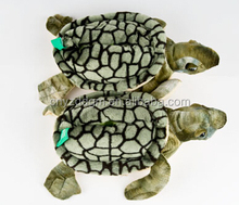 plush big eyes turtle toy/China Wholesale Customized soft plush toy sea turtle