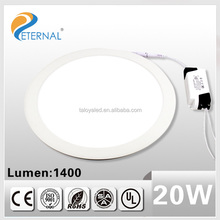 New generation 20w light fixtures surface mount led panel light