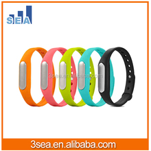 2015 New Xiaomi Bracelet IP67 Smart Wireless Bluetooth4.0 Healthy Sports Miband