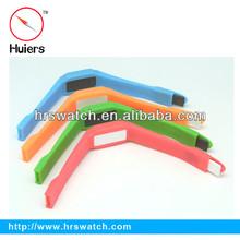 bracelet usb watch wholesale alibaba, free sample promotion usb flash drive, colorful silicone usb led watch