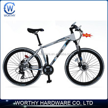 china MTB 26 inch 24 speed mountain bicycle for sale