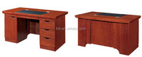 Small red cherry office computer table ,hot sale computer desk(FOH-AB161&FOH-AB141)