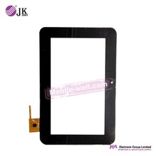 [JQX] 7 inch DY-F-07029-V2 touch screen for POSITIVO BGH Tablet PC touch panel digitizer replacement Sensor