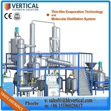 VTS-DP Chongqing Supplying Used Black Oil Treatment System
