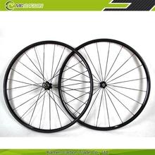 new model carbon fibre bike wheel 24mm Clincher bicycle carbon fiber road bike wheelset