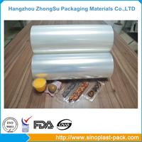 PA/EVOH/PE high barrier food grade stretch roll film
