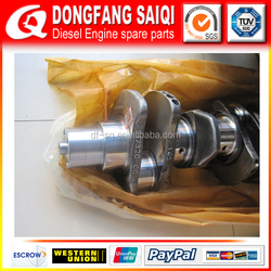 High Performance Dongfeng Auto Parts 6CT Engine Crankshaft For Tractors 3917320