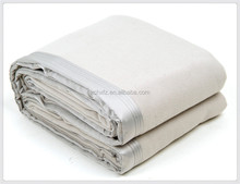 2015 woven fashion acrylic brushed fluffy throw blanket