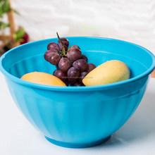 Good quality wholesaleb colorful Plastic Salad Bowl