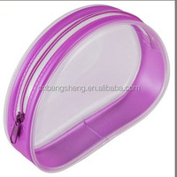 2014 Beauty Plastic cosmetic pvc bags for ladies