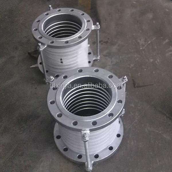 Sus l bellow type metal expansion joint